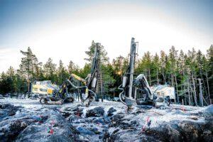 Read more about the article Nordisk Bergteknik, som sysslar med berghantering och grundläggning, avser notera sina B-aktier på Nasdaq Stockholm.