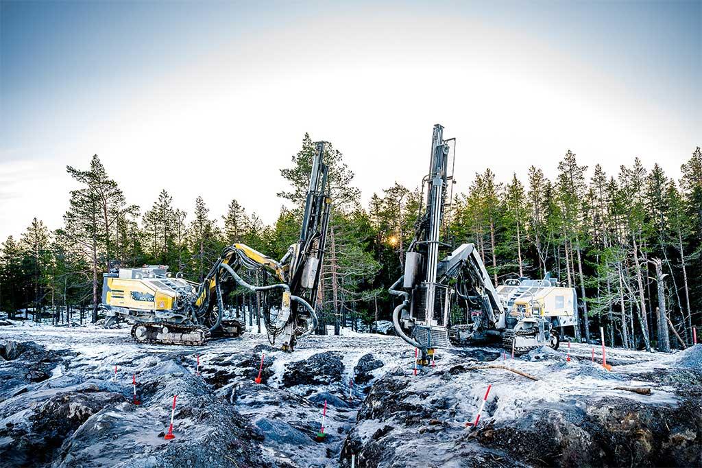 You are currently viewing Nordisk Bergteknik, som sysslar med berghantering och grundläggning, avser notera sina B-aktier på Nasdaq Stockholm.